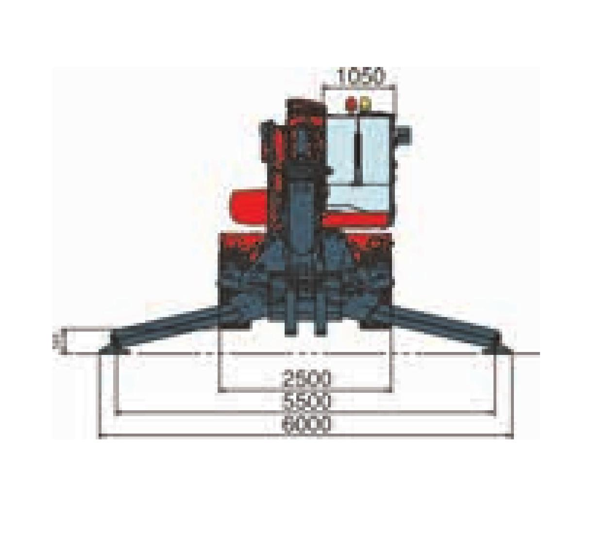 Magni RTH 825 SH Dimensions (2)