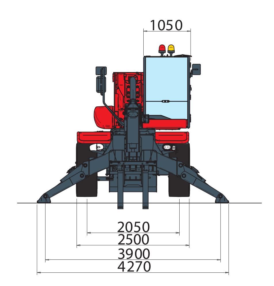 Magni RTH 518 Smart Dimensions (2)