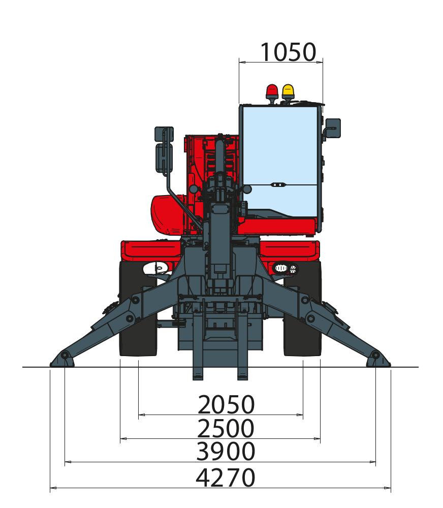 Magni RTH 521 Smart Dimensions (2)