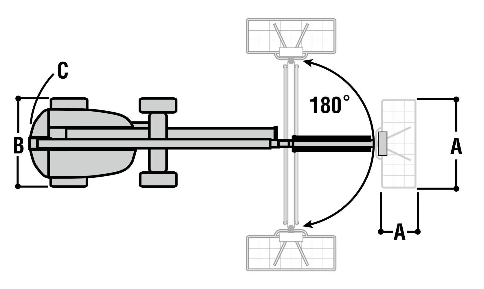 JLG E600JP Dimensions (2)