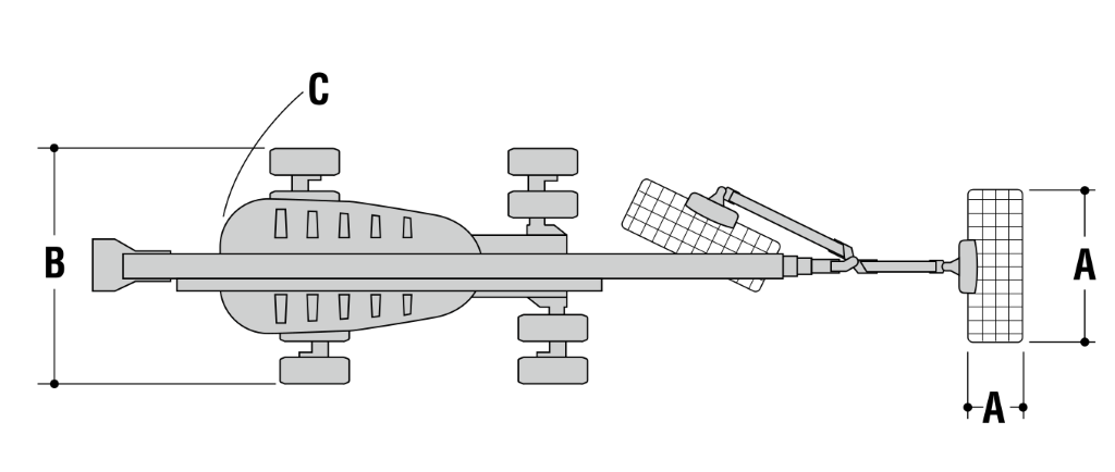 JLG 1500AJP Dimensions (1)