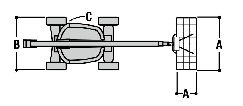 JLG 600A Dimensions (2)