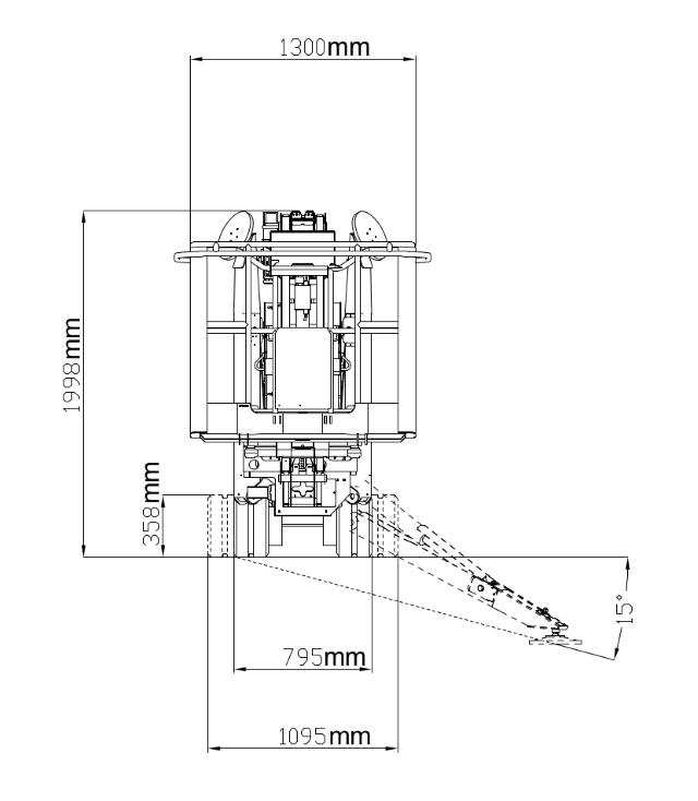 JLG X20J Plus Dimensions (1)