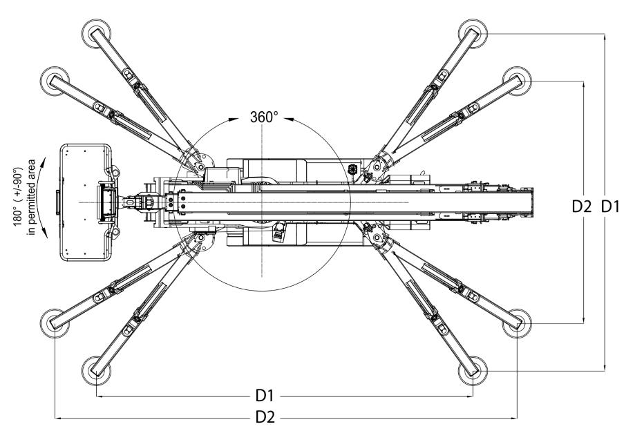 JLG X33J Plus Dimensions (3)
