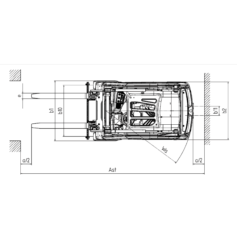 Linde E - Trucks E 20L - E 12 Series 386_2 - Dimension(2)