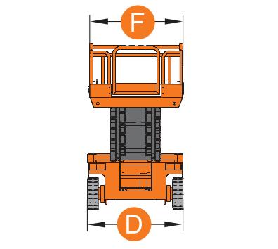 Dingli JCPT 1412DC Dimensions (3)