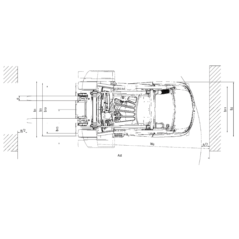 Linde IC - Trucks H 50T - H 40T Series 394_2 - Dimensions(3)