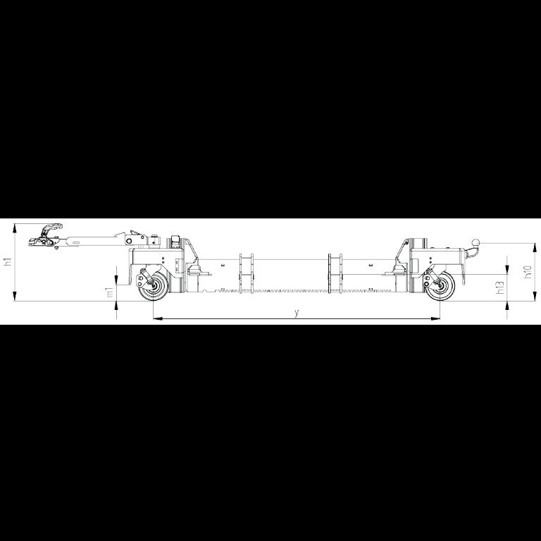 Logistic Trains LT20 - LT06 Series BR1196 - Dimensions (1)