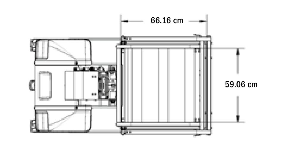 JLG 15MVL Dimensions (1)