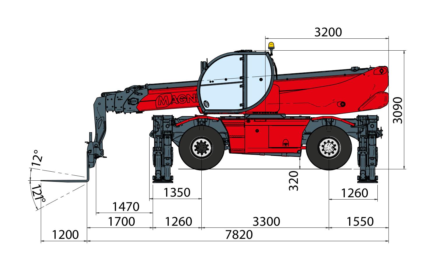 Magni RTH 526 S Dimensions (3)