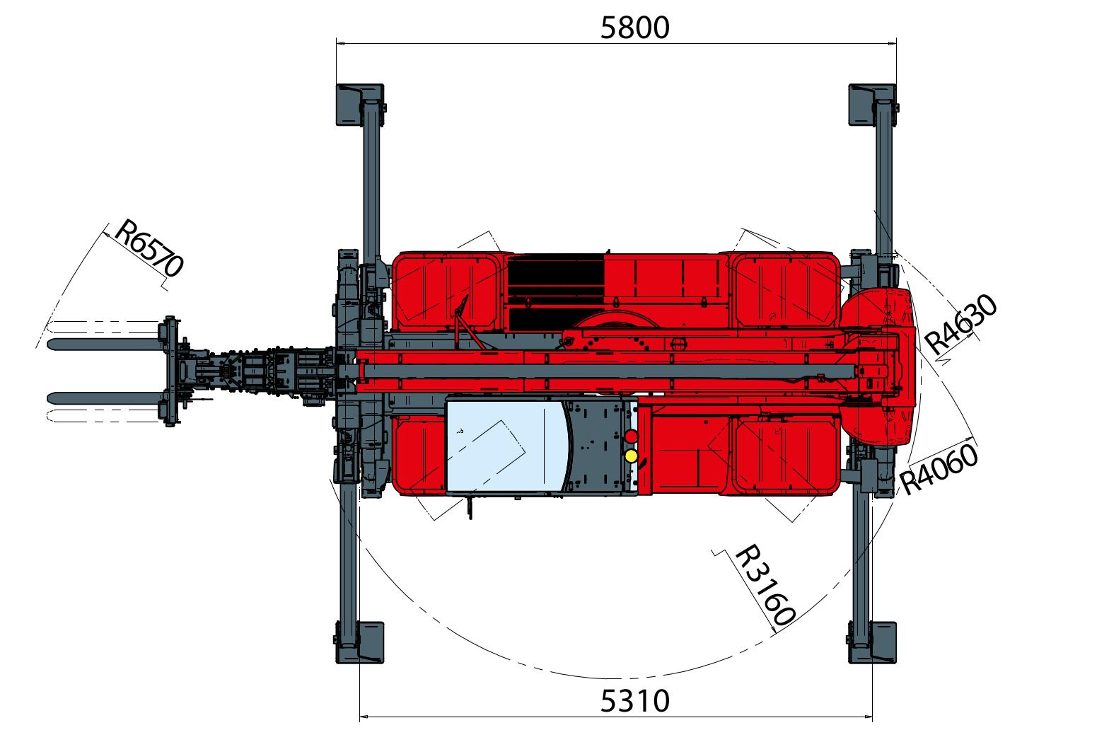 Magni RTH 530 S Dimensions (3)