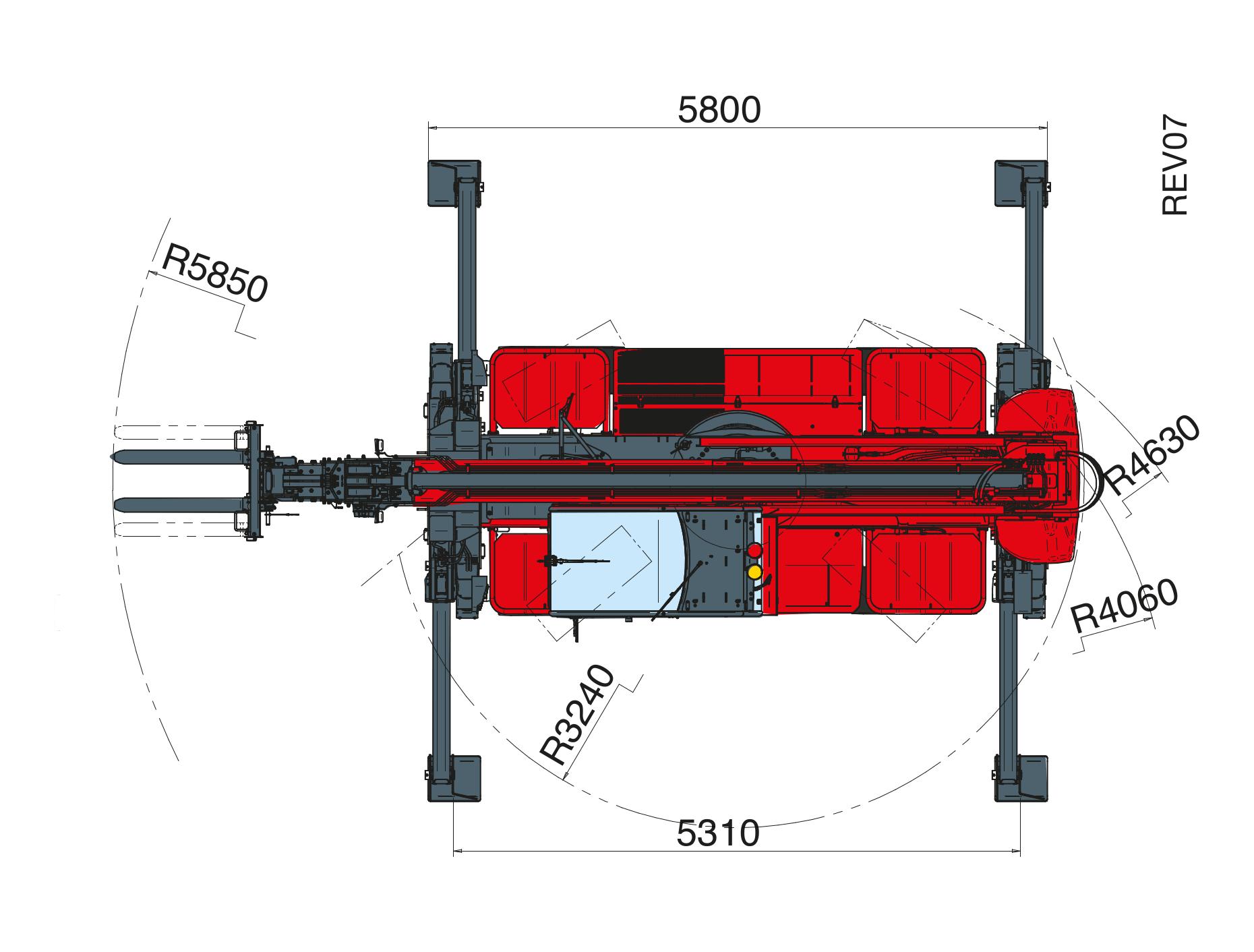 Magni RTH 626 SH Dimensions (1)