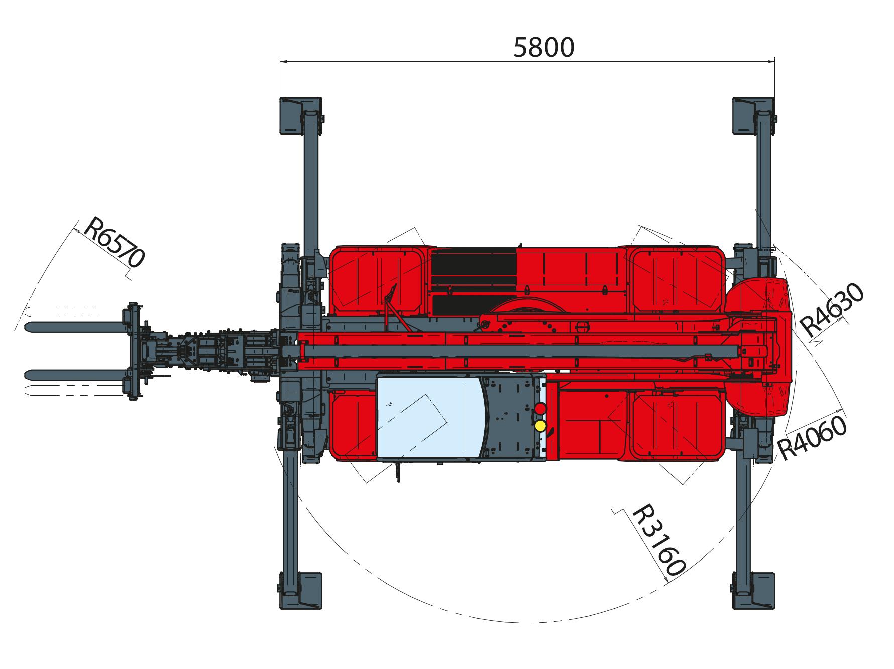 Magni RTH 630 SH Dimensions (1)