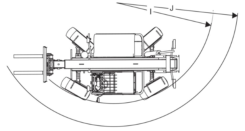JLG 3512PS Dimensions (3)
