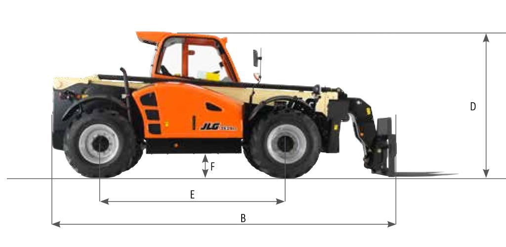 JLG 4017RS Dimensions (1)