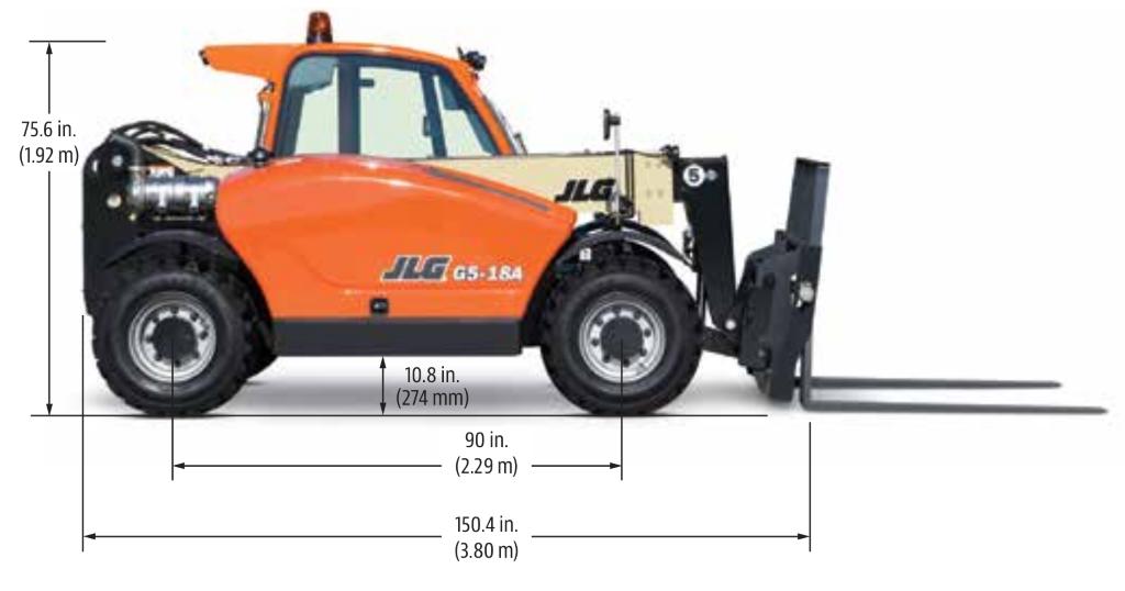 JLG G5-18A Dimensions (2)