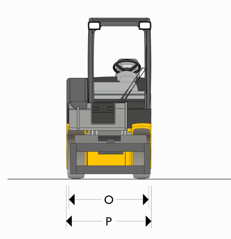 JCB TLT 30D 2wd Waste Dimensions (2)