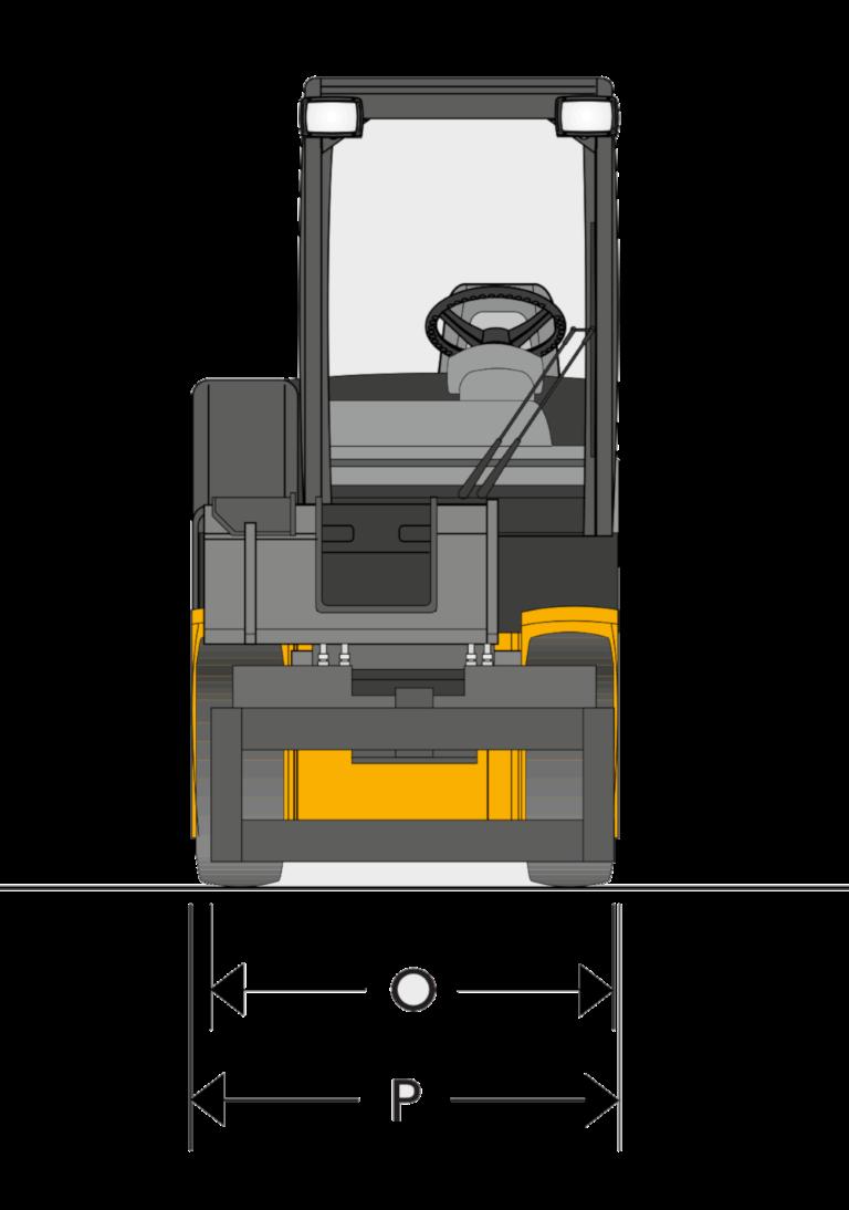 JCB TLT 35D 4x4 Waste Dimensions (2)